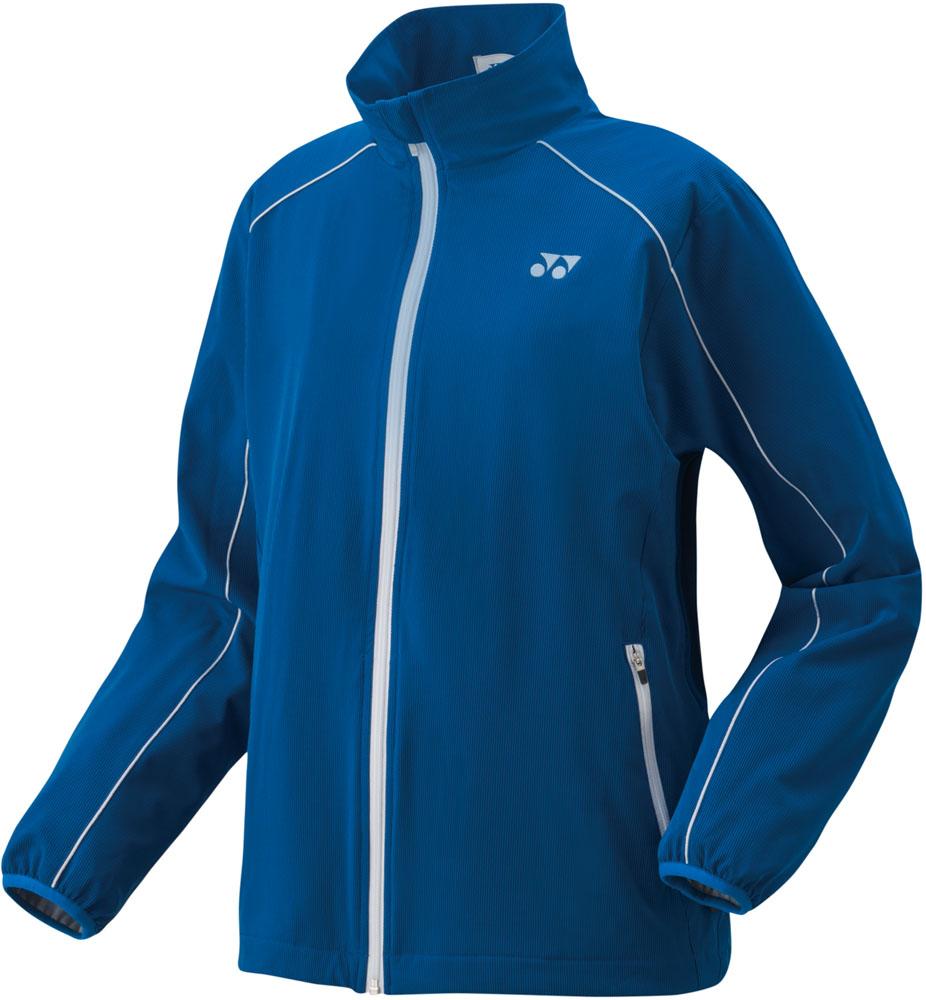 Yonex(ヨネックス)テニスウインドウェア裏地付ウィンドウォーマーシャツ レディース78052インフィニットブルー