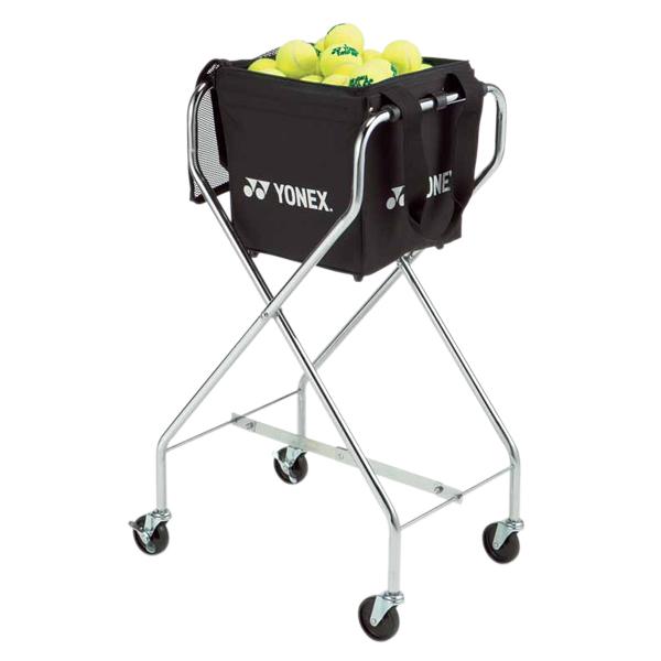 Yonex(ヨネックス)テニスバッグキャスター付きボールバッグAC373ブラック