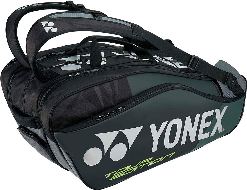 Yonex(ヨネックス)テニスバッグラケットバッグ9 ラケット9本収納BAG1802Nブラック
