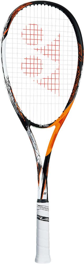Yonex(ヨネックス)テニスラケット【軟式(ソフト)テニスラケット(フレームのみ)】 エフレーザー7SFLR7Sサイバーオレンジ