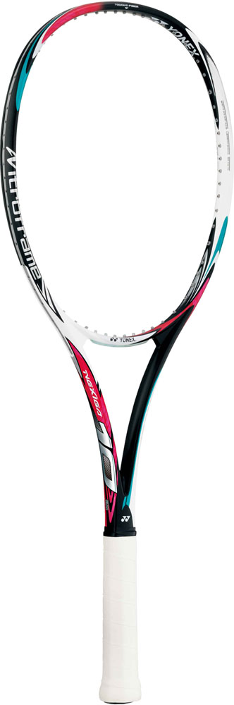 Yonex(ヨネックス)テニスラケット【軟式(ソフト)テニス用ラケット(フレームのみ)】 ネクシーガ10NXG10ミストピンク