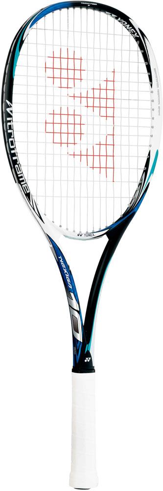 Yonex(ヨネックス)テニスラケット【軟式(ソフト)テニス用ラケット(フレームのみ)】 ネクシーガ10NXG10オーシャンブルー
