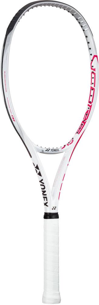 Yonex(ヨネックス)テニスラケット硬式テニス用ラケット(フレームのみ) Vコア SV スピードVCSVSクリアーレッド/WHT