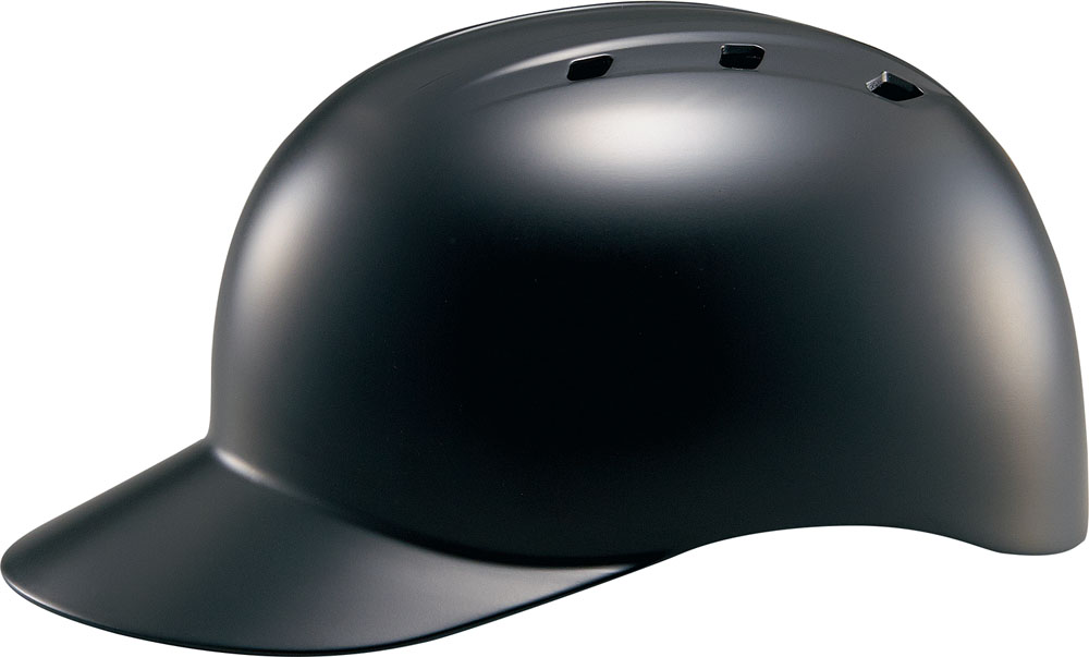 ZETT(ゼット)野球&ソフトヘルメット野球 硬式 捕手用 ヘルメットBHL140ブラック