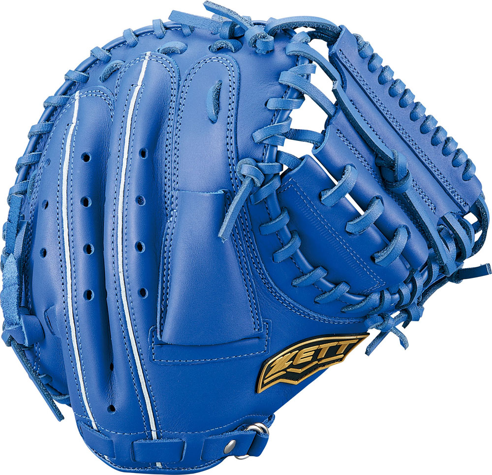 ZETT(ゼット)野球&ソフト野球グラブ野球 少年 軟式 キャッチミット グランドヒーローBJCB72922ロイヤルブルー