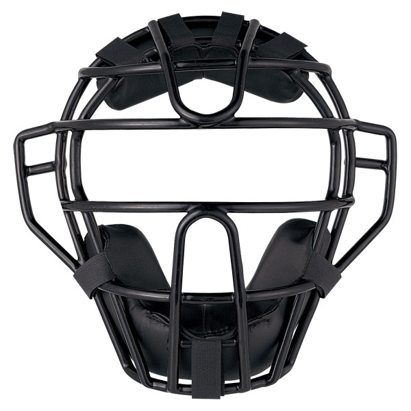 ZETT(ゼット)野球&ソフトマスク・プロテクター硬式野球用マスク(SG基準対応)BLM1240Aブラック