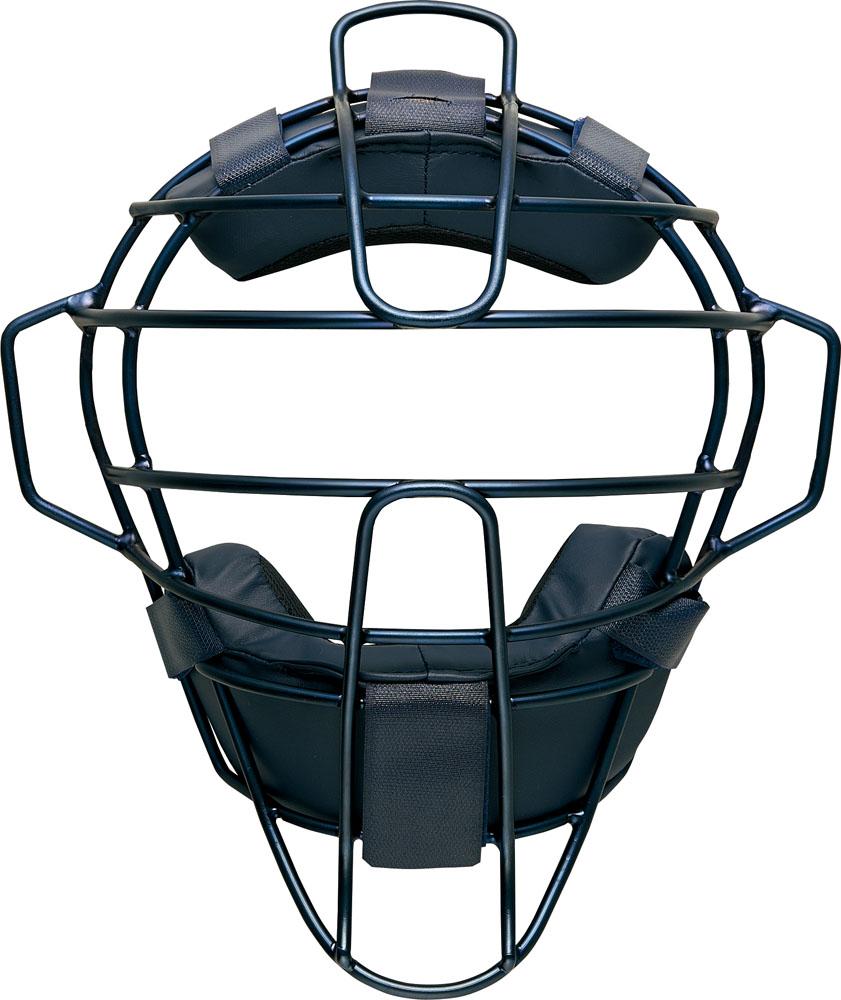 ZETT(ゼット) 野球&ソフト マスク・プロテクター ネイビー ZETT(ゼット)野球&ソフト【硬式野球用 高校野球対応 捕手用マスク】 チタンマスク プロステイタスBLM1265HSA