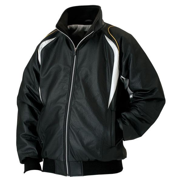 ZETT(ゼット)野球&ソフトグランドコートグラウンドコート  BOG490BOG490ブラック/シルバー
