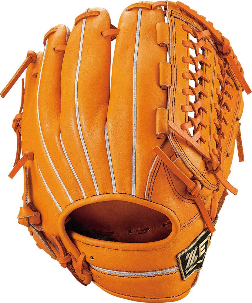 ZETT(ゼット)野球&ソフト野球グラブソフトボール グラブ オールラウンド用 ネオステイタスBSGB51910オレンジ