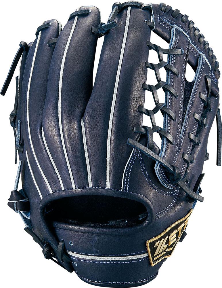 ZETT(ゼット)野球&ソフト野球グラブソフトボール グラブ オールラウンド用 ネオステイタスBSGB51930Nブラック