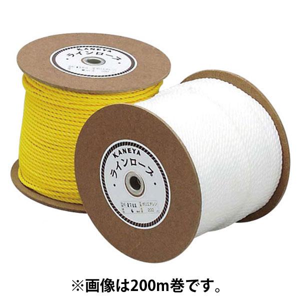 ゼット体育器具学校体育器具グッズその他ラインロープ(300m)ZK1908ホワイト