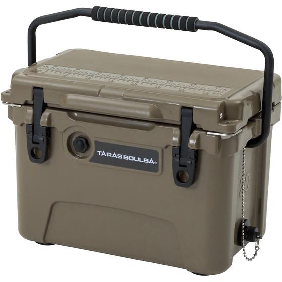 【送料無料】 TARAS BOULBA(タラスブルバ) キャンプ用品 ハードクーラー10L~30L TBクーラーBOX 18L カーキ TB-S19-015-038