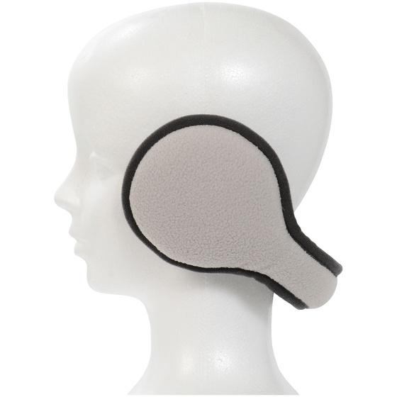スポーツオーソリティ 国内送料無料 スポーツアクセサリー 高品質新品 防寒雑貨 20F EARWARMER AUTHORITY SPORTS グレー 5C-F20-013-027 FREE