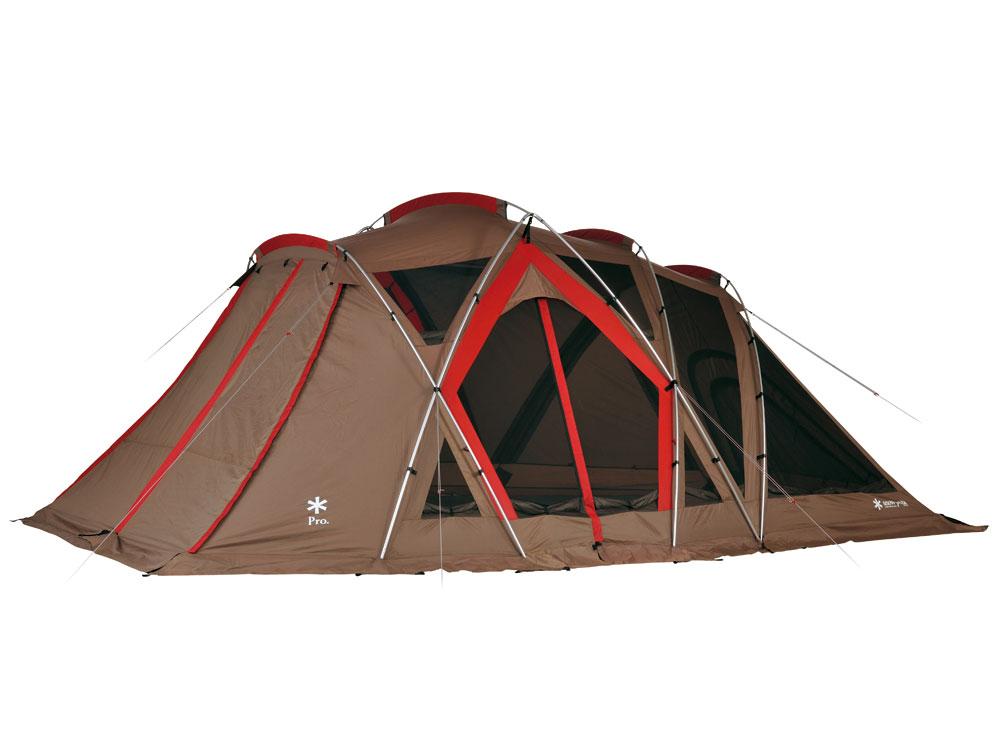 【送料無料】 Snow Peak (スノーピーク) キャンプ用品 ファミリータープ リビングシェルロング Pro TP-660