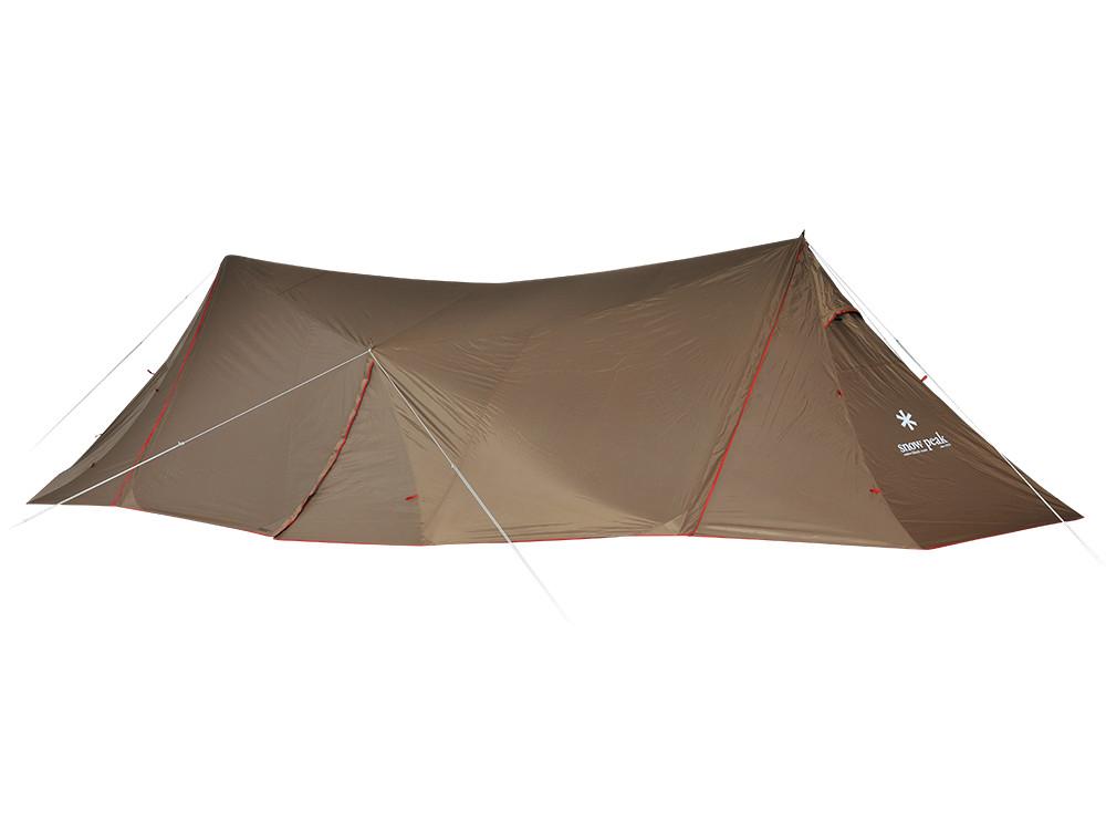 【送料無料】 Snow Peak (スノーピーク) キャンプ用品 ファミリータープ ランドステーション L TP-820