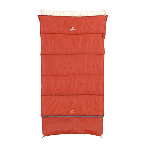 【送料無料】 Snow Peak (スノーピーク) キャンプ用品 スリーピングバッグ 寝袋 封筒型 セパレートシュラフ オフトンワイド BD-103