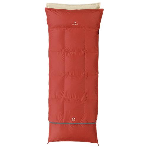 【送料無料】 Snow Peak (スノーピーク) キャンプ用品 スリーピングバッグ 寝袋 封筒型 セパレート オフトン BDD-104