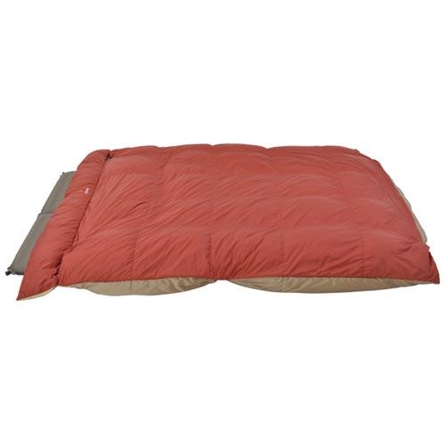 【送料無料】 Snow Peak (スノーピーク) キャンプ用品 スリーピングバッグ 寝袋 封筒型 グランドオフトン シングル1000 BD-050