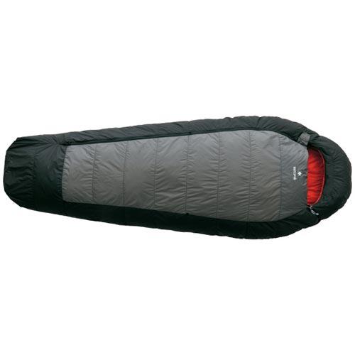【送料無料】 Snow Peak (スノーピーク) キャンプ用品 スリーピングバッグ 寝袋 マミー型 バクー 550 BDD-022