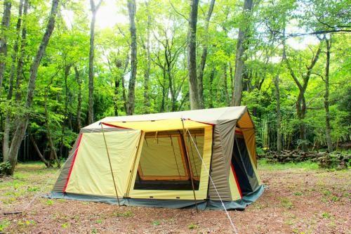 【送料無料】 キャンプ用品 ファミリーテント OGAWA LODGE SHELTER II 3378