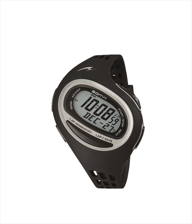 【送料無料】 スポーツアクセサリー スポーツ SOMA RUN ONE 100SL M ブラック DWJ09-0001