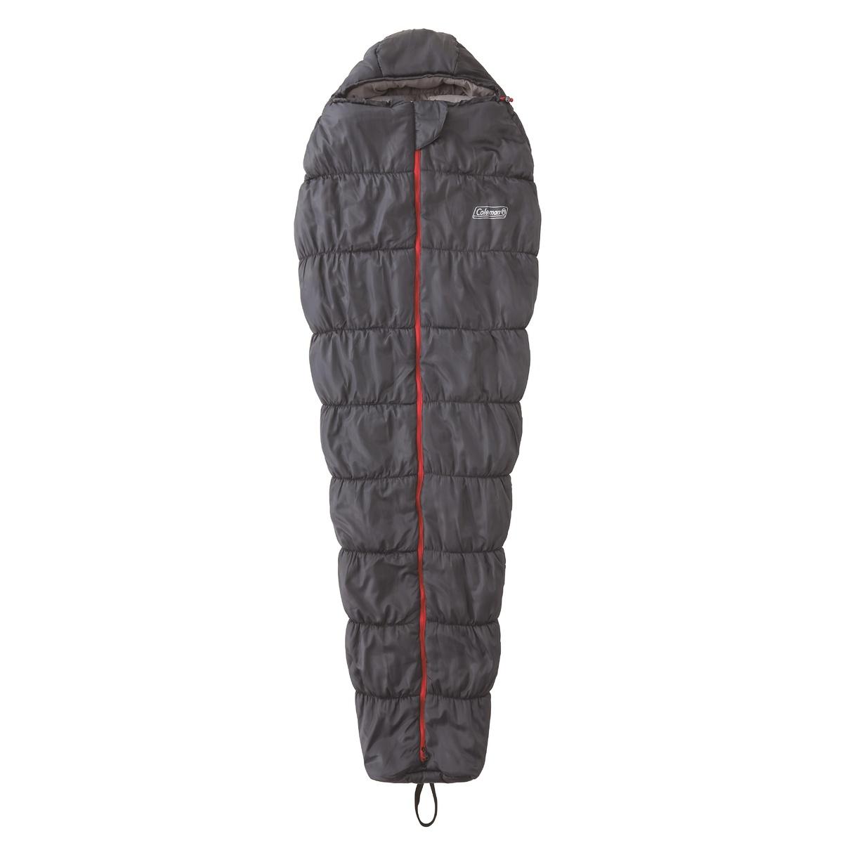 ● 【送料無料】 COLEMAN (コールマン) キャンプ用品 スリーピングバッグ 寝袋 マミー型 コルネットストレッチ/L-5 (ネイビー) 2000031103