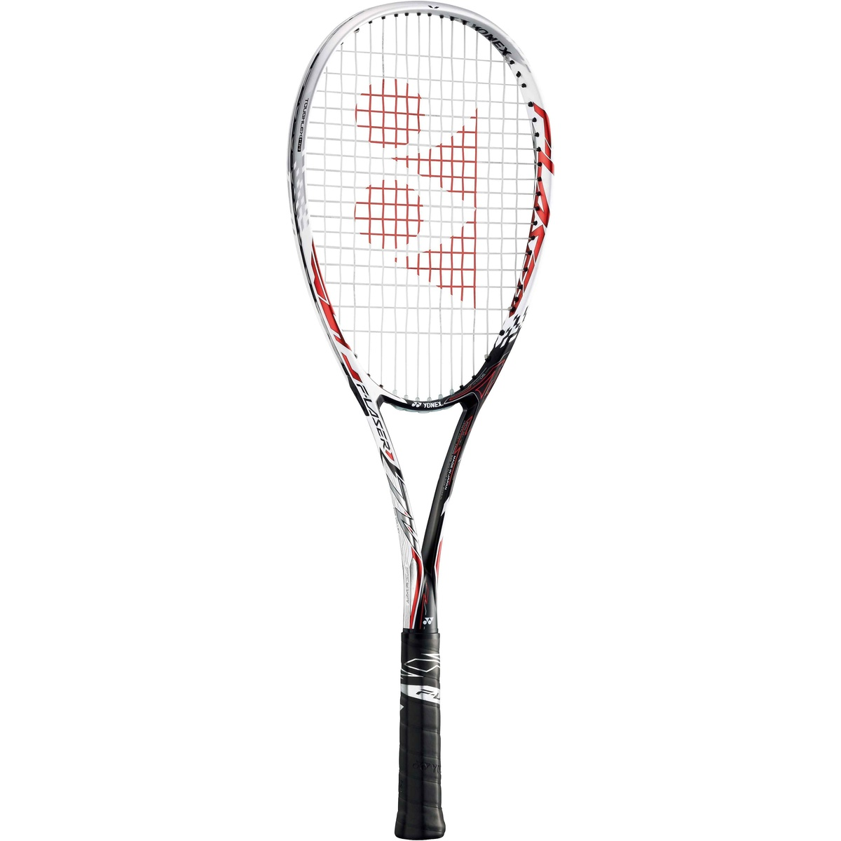 【送料無料】 YONEX (ヨネックス) 【フレームのみ】ソフトテニス フレームラケット エフレーザー7V レッド FLR7V
