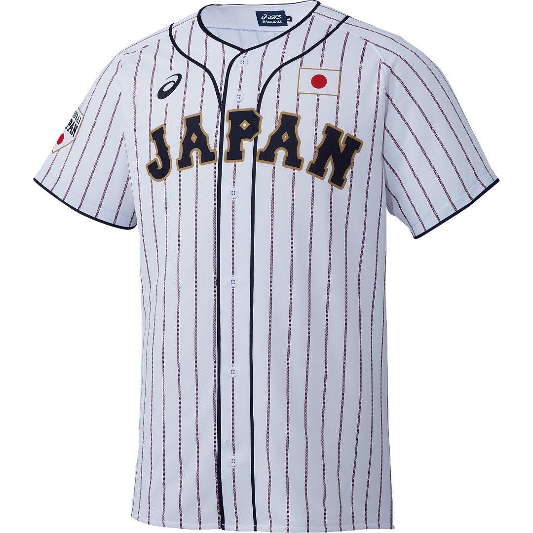 【送料無料】 ASICS (アシックス) 野球 プロ野球 レプリカユニフオーム(H) メンズ サムライホワイト BAK713.SJ01