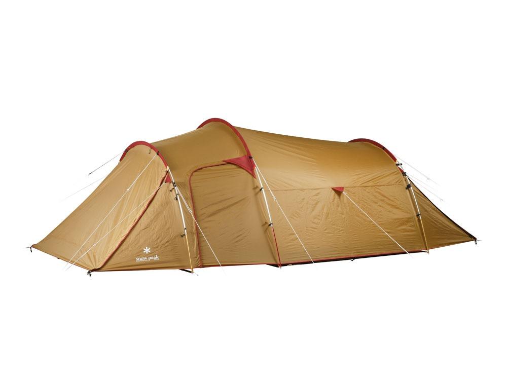 【送料無料】 Snow Peak (スノーピーク) キャンプ用品 ファミリーテント VAULT SDE-080