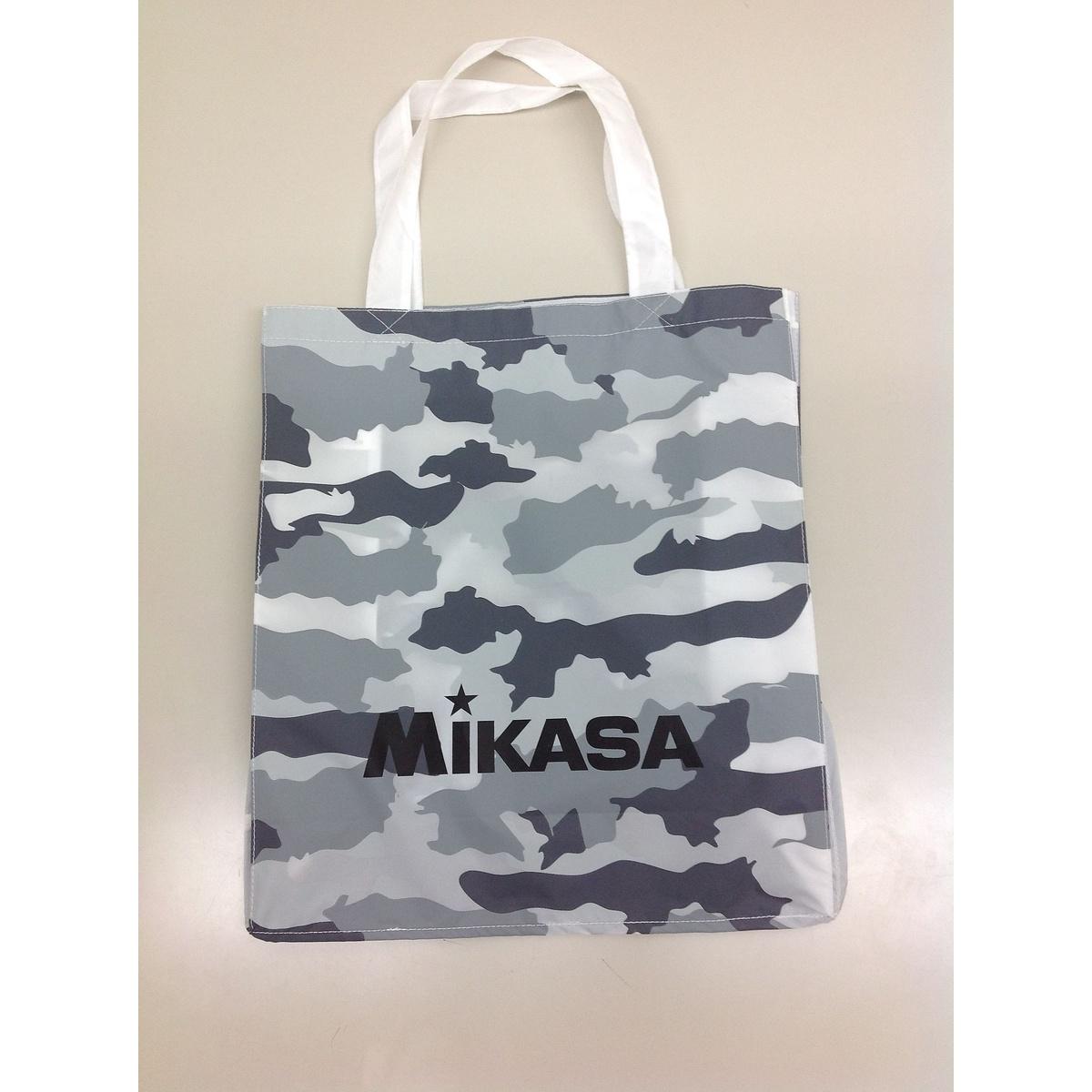 ミカサ スポーツアクセサリー ナップサック MIKASA LEISURE BAG 新登場 BA21SA-WK ホワイト カモ柄 初売り