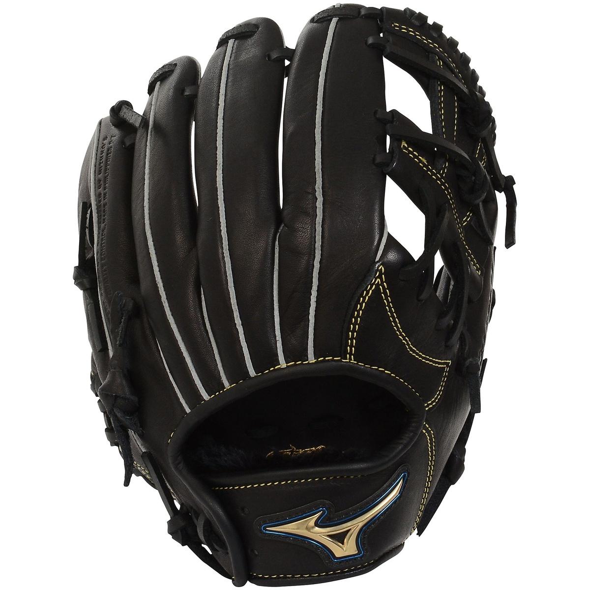 【送料無料】 MIZUNO (ミズノ) 野球 少年軟式グローブ ショウネン セレクト9 ボーイズ ブラック 1AJGY20800 09