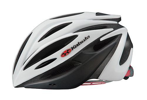 【送料無料】 バイク 自転車 ヘルメット ALFE M/L マットホワイトブラック MATWHITEBLACK 4966094559168