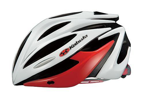 【送料無料】 バイク 自転車 ヘルメット ALFE M/L ホワイトレッド WHITERED 4966094559182