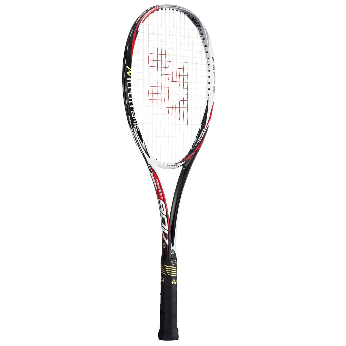 【送料無料】 YONEX (ヨネックス) 【フレームのみ】ソフトテニス フレームラケット ネクシーガ90V ジャパンレッド NXG90V