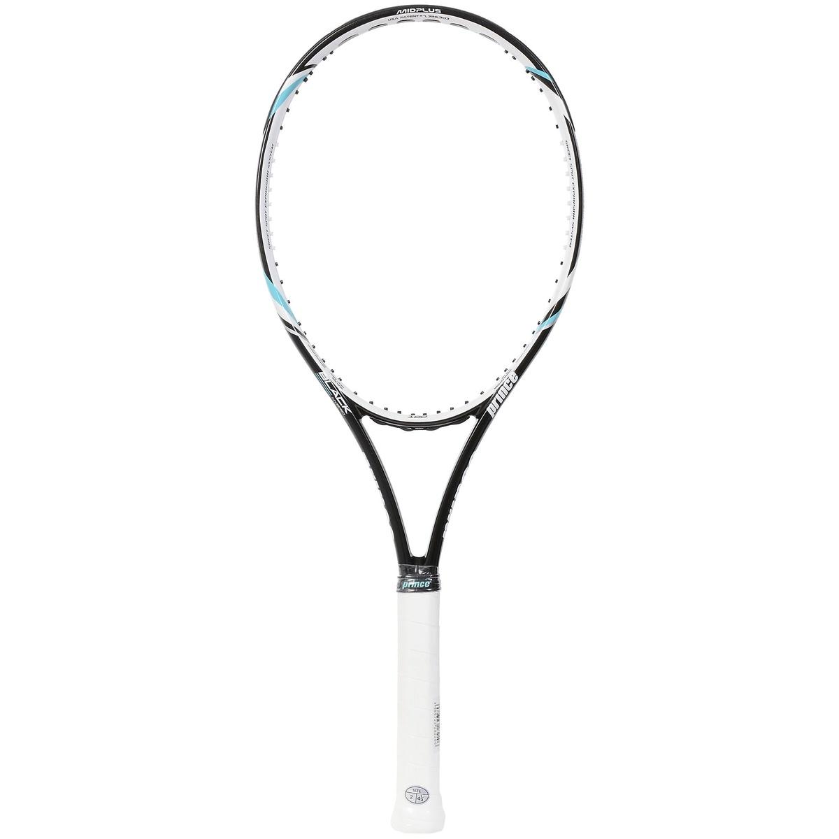 【送料無料】 PRINCE (プリンス) 【フレームのみ】テニス フレームラケット 7TJ042 HYB BLACK 100 MG 7TJ042