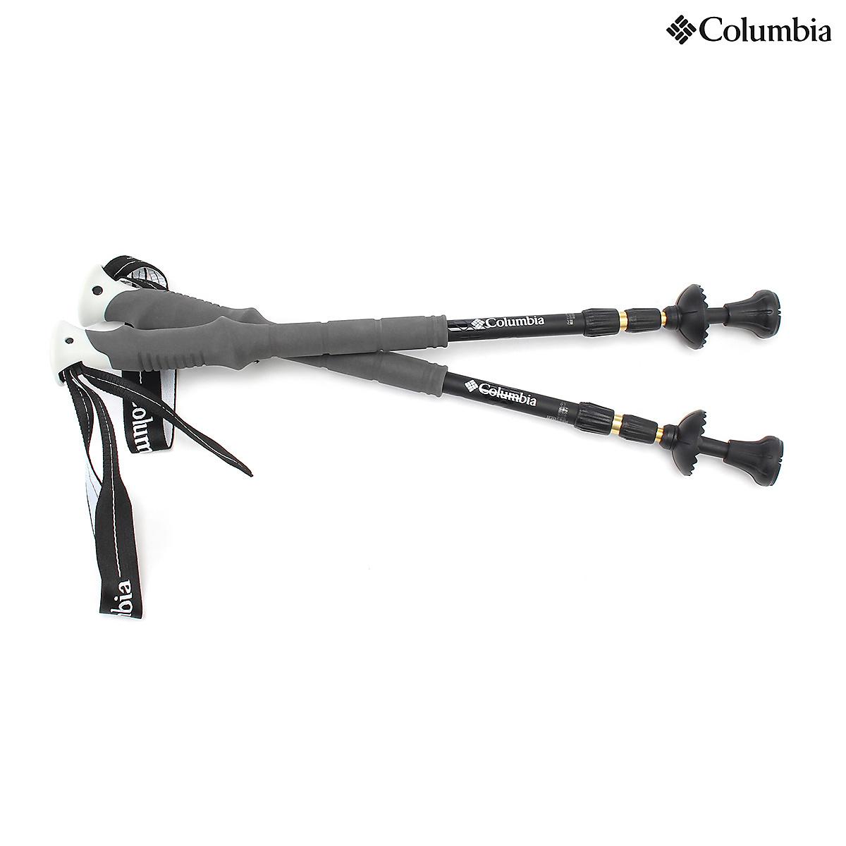【送料無料】 Columbia (コロンビア) トレッキング アウトドア ステッキ ソルトリックマウンテンポールM M BLACK PU1647-010