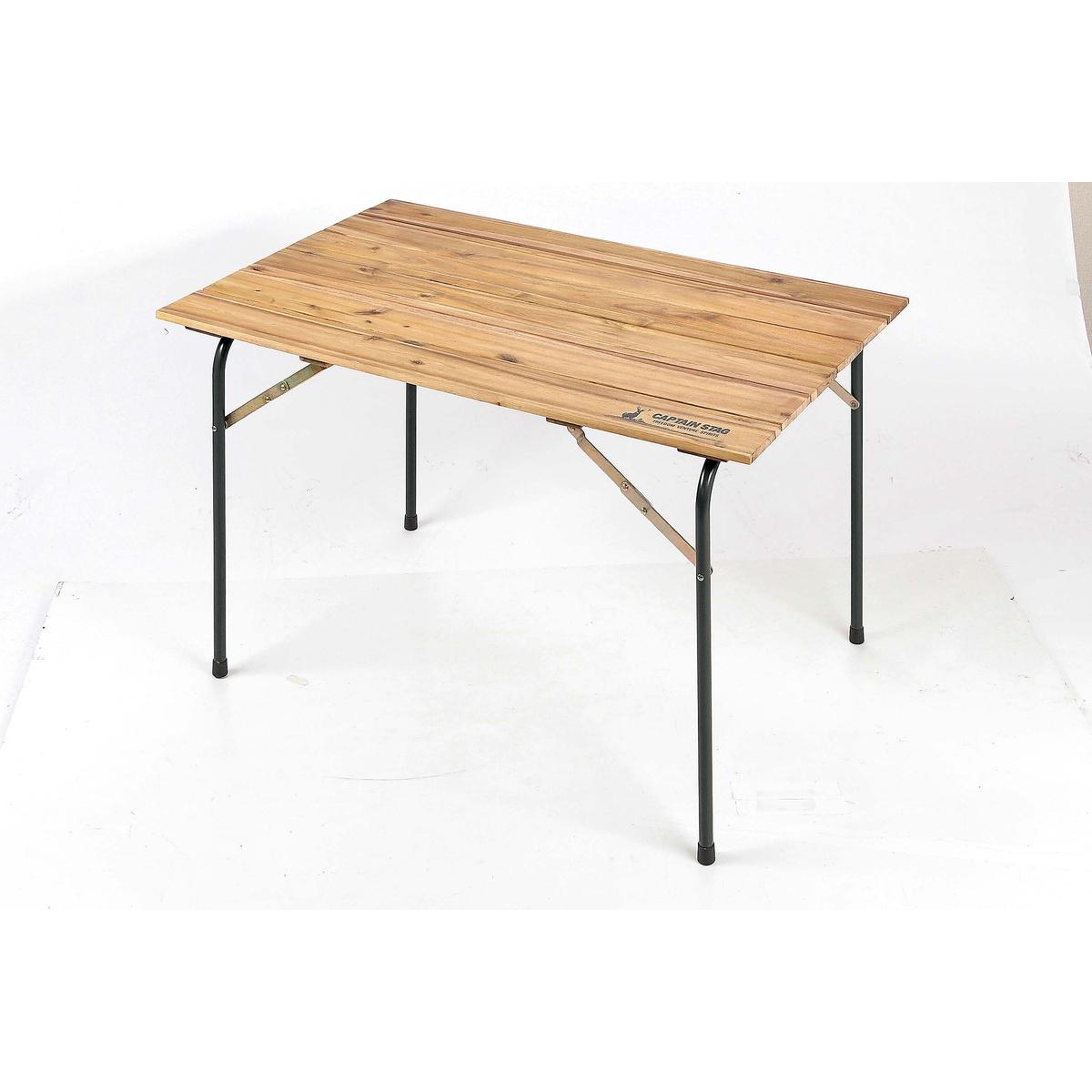 【送料無料】 キャンプ用品 ファミリーテーブル CSクラシックス FDリビングテーブル UP-1013