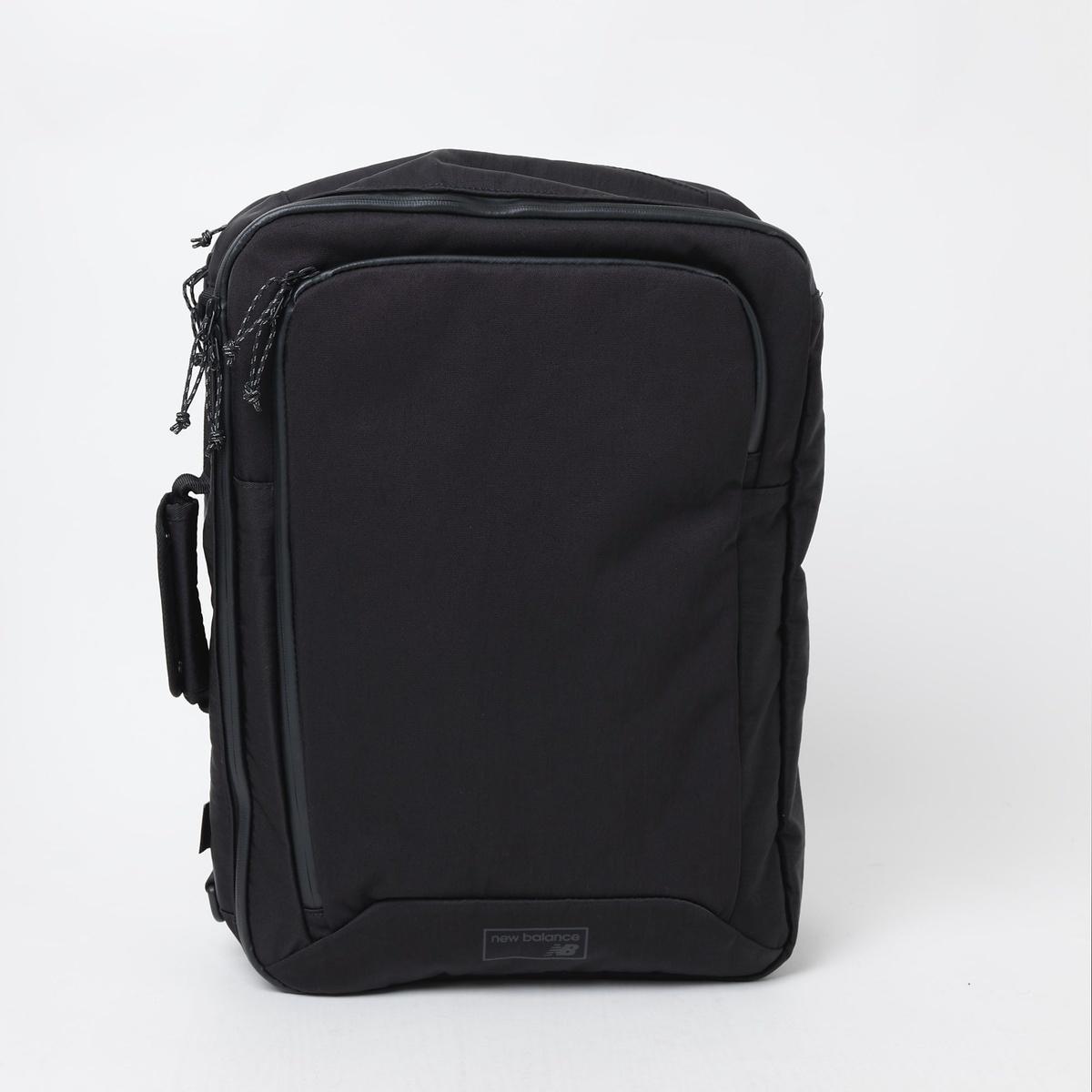 【送料無料】 New Balance (ニューバランス) スポーツアクセサリー バッグパック 3WAYバック25L OSZ ブラック JABL9402BK