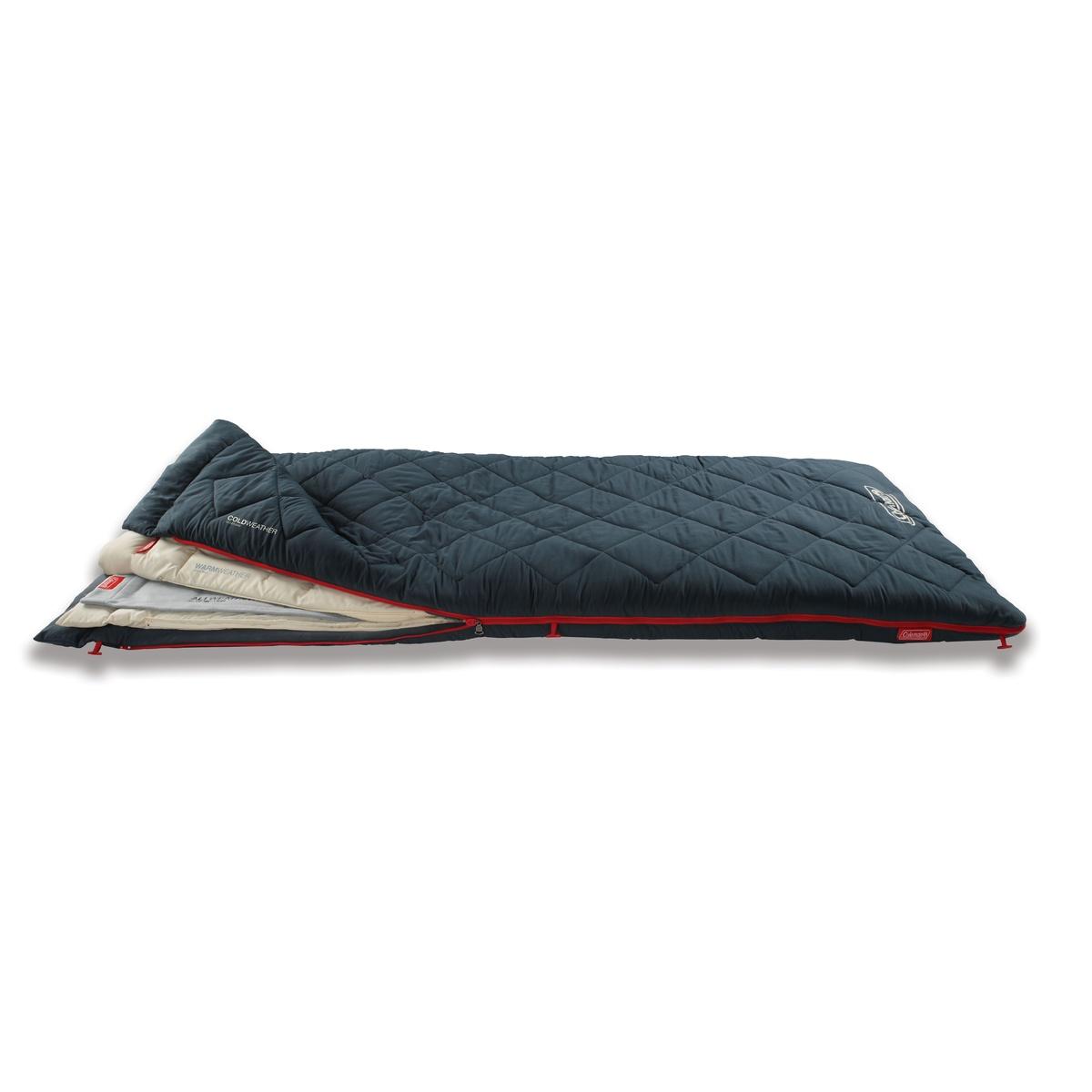 【送料無料】 COLEMAN (コールマン) キャンプ用品 スリーピングバッグ 寝袋 封筒型 マルチレイヤースリーピングバッグ 2000034777
