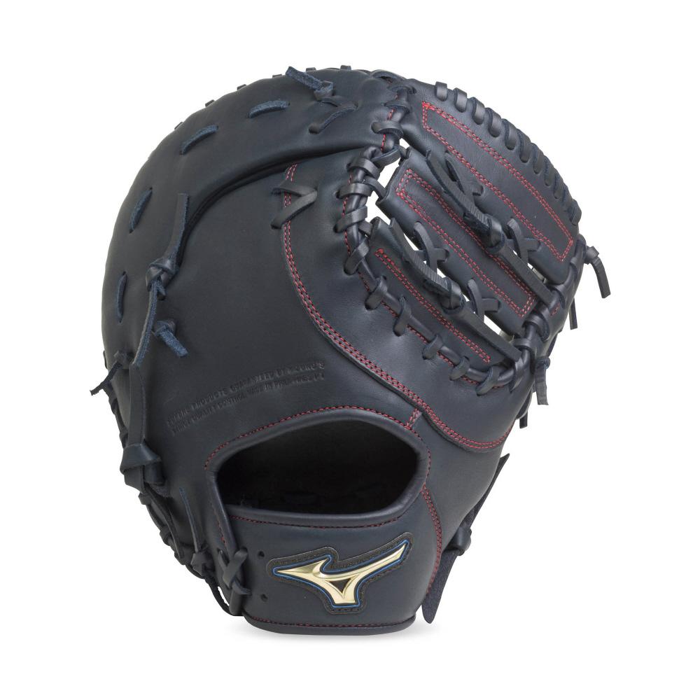 【送料無料】 MIZUNO (ミズノ) 野球 軟式ファーストミット右 左 ナンシキNB セレクト9 メンズ Dブルー 1AJFR20800 29
