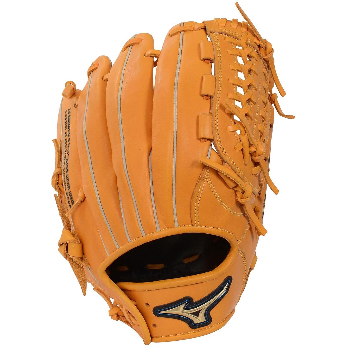 【送料無料】 MIZUNO (ミズノ) 野球 軟式グローブ一般 ナンシキNB セレクト9 メンズ ナチュラル 1AJGR20823 47