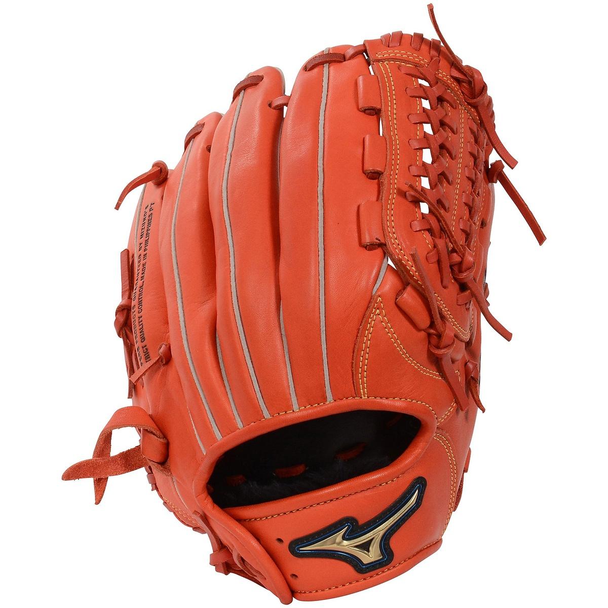 【送料無料】 MIZUNO (ミズノ) 野球 軟式グローブ一般 ナンシキNB セレクト9 メンズ スプレンディッドオレンジ 1AJGR20823 52