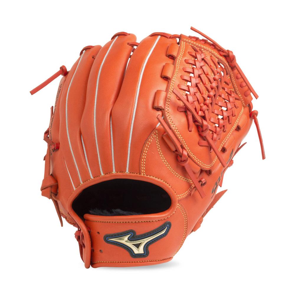 【送料無料】 MIZUNO (ミズノ) 野球 軟式グローブ一般 ナンシキNB セレクト9 メンズ スプレンディッドオレンジ 1AJGR20810 52