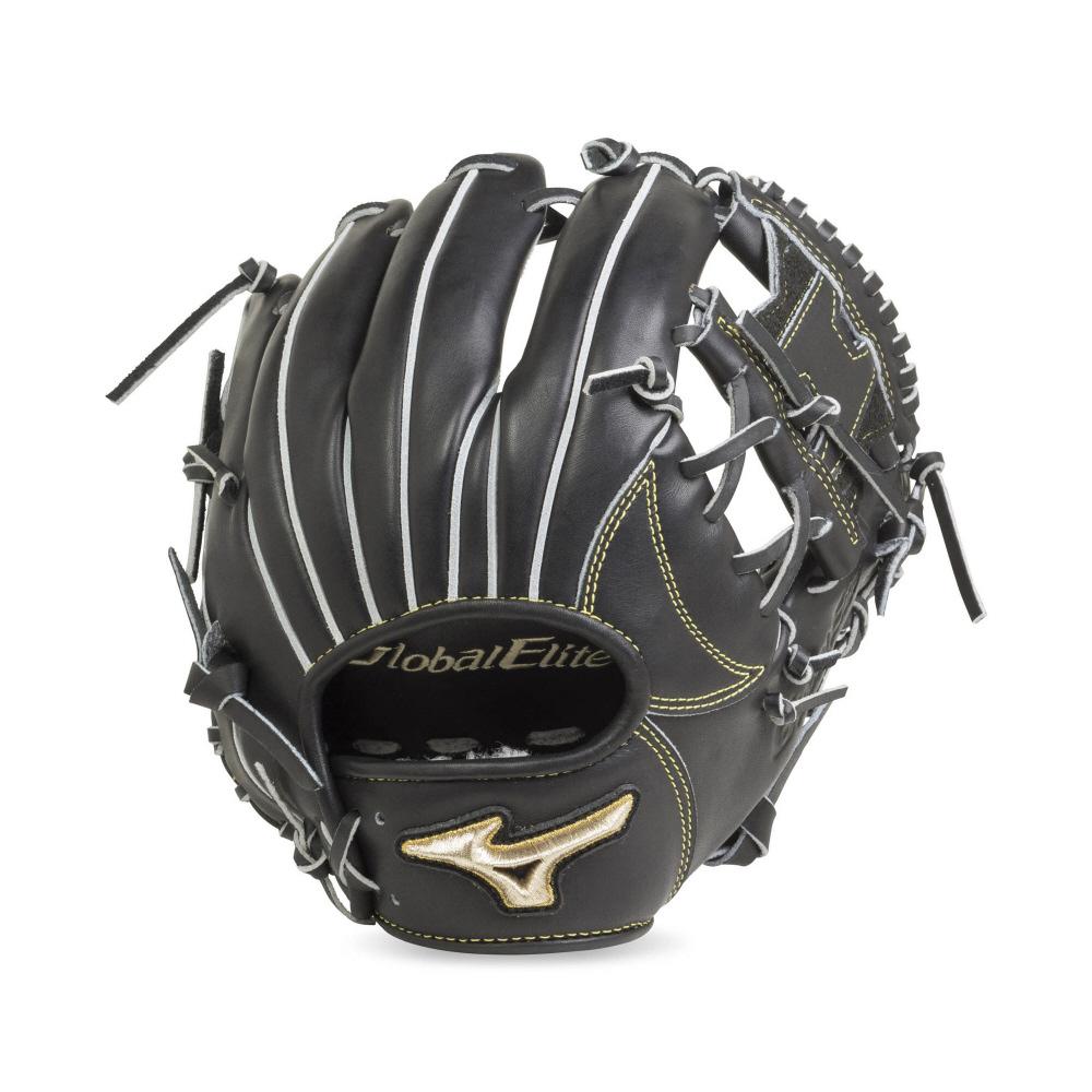 ファッションの MIZUNO 1AJGH20303 (ミズノ) コウシキGE HSインフィニティ 硬式グローブ 野球 硬式グローブ メンズ ブラック メンズ 1AJGH20303 09, お仏壇の花結:a0a90c3c --- rishitms.com