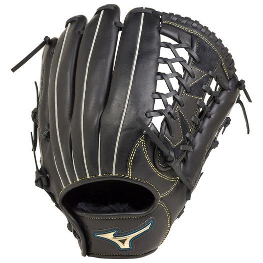 【送料無料】 MIZUNO (ミズノ) 野球 左利き一般グローブ ナンシキNB セレクト9 メンズ ブラック 1AJGR20807 09H