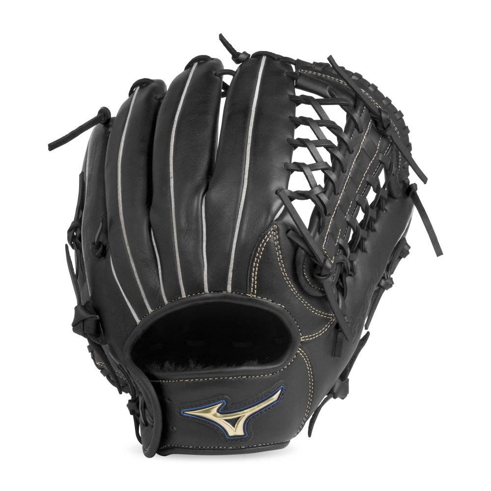 【送料無料】 MIZUNO (ミズノ) 野球 左利きソフトボールグローブ ソフトボール セレクト9 ブラック 1AJGS20640 09H