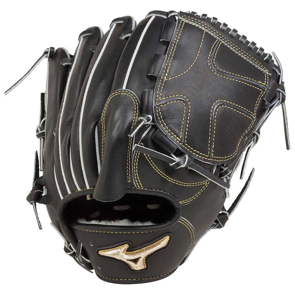 【送料無料】 MIZUNO (ミズノ) 野球 硬式グローブ全般 コウシキGE HSインフィニティ メンズ ブラック 1AJGH20301 09