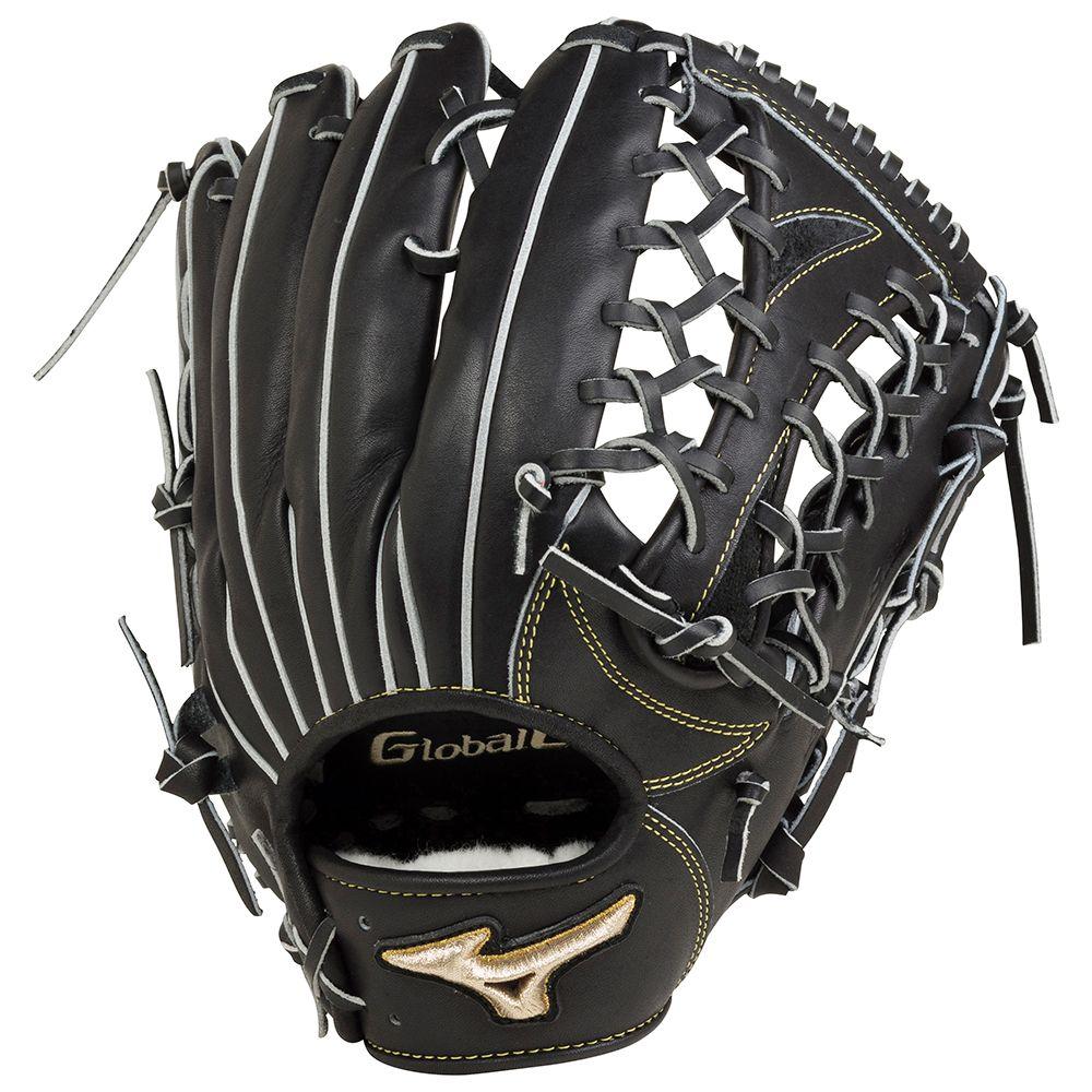 【送料無料】 MIZUNO (ミズノ) 野球 硬式グローブ全般 コウシキGE HSインフィニティ メンズ ブラック 1AJGH20307 09