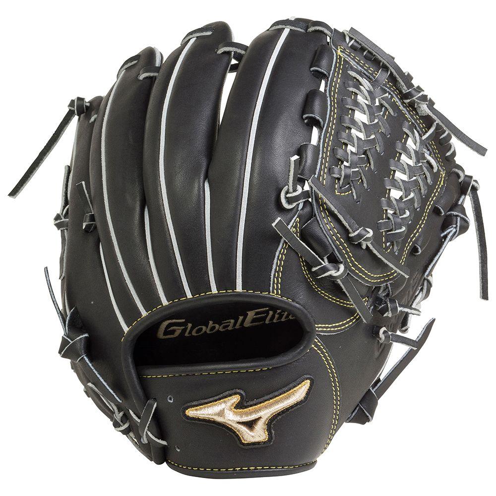 【送料無料】 MIZUNO (ミズノ) 野球 硬式グローブ全般 コウシキGE HSインフィニティ メンズ ブラック 1AJGH20333 09