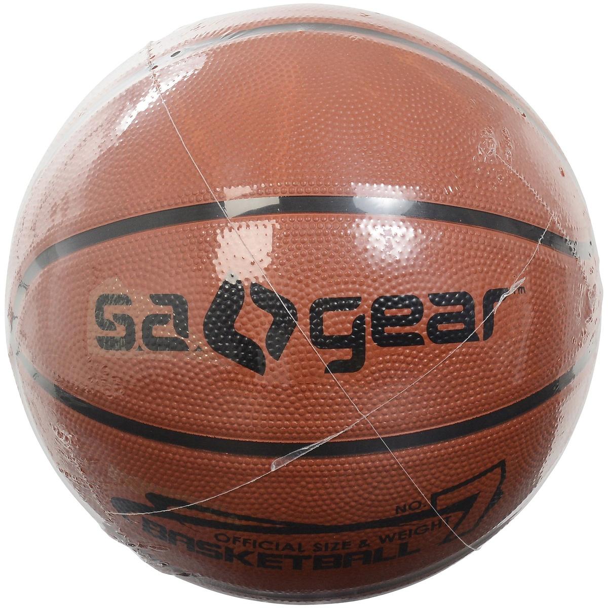 エスエーギア スポーツ 店舗 フィットネス バスケットボール ボール 7号ボール バスケットボールBRN 7ゴウ WEB限定 SA-Y19-003-044 s.a.gear ブラウン